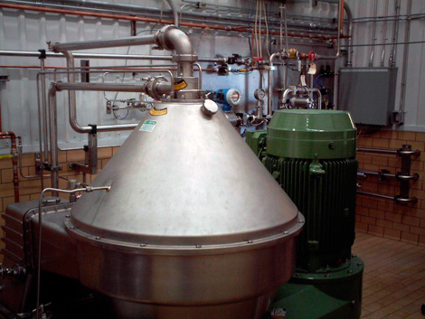 Odell Centrifuge is just one of our Industrial electrical contractor projects.