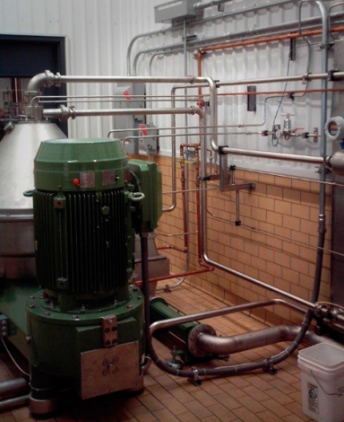Odell Engine and Electrical Wiring