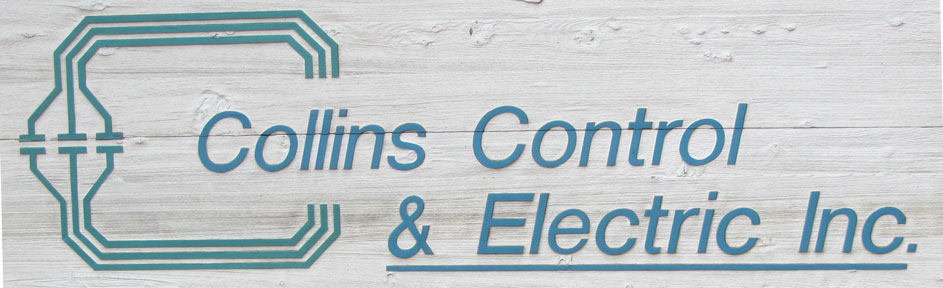 Collins Control & Electric | Fort Collins Electrician sign