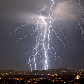 generator protects against lightning storms and other natural disasters. Collins Control & Electric specializes in generator installation & service.